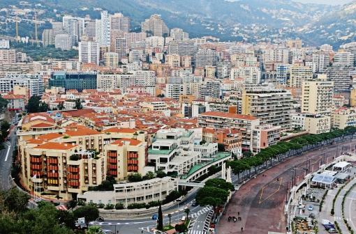 Downtown Monaco
