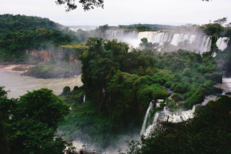 Foz do Iguacu, Argentina side